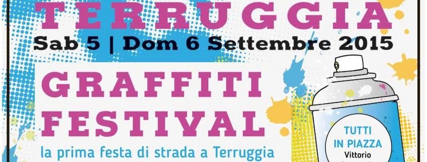 festival graffiti à terrugia, italie.
