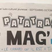 patatras magazine numéro 19, au delà des frontières