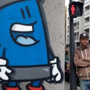 graffiti street art lyon 7 rue université