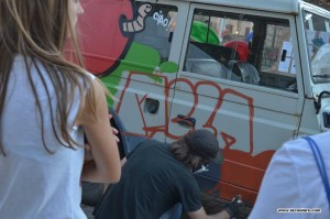 la coulure lyon street art