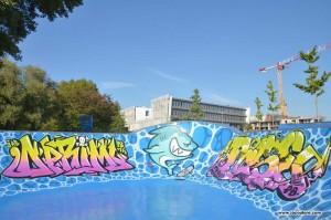 graffiti lyon street art