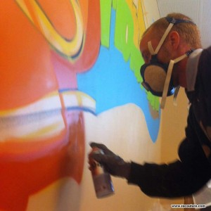 graffiti pompiers montmelian savoie