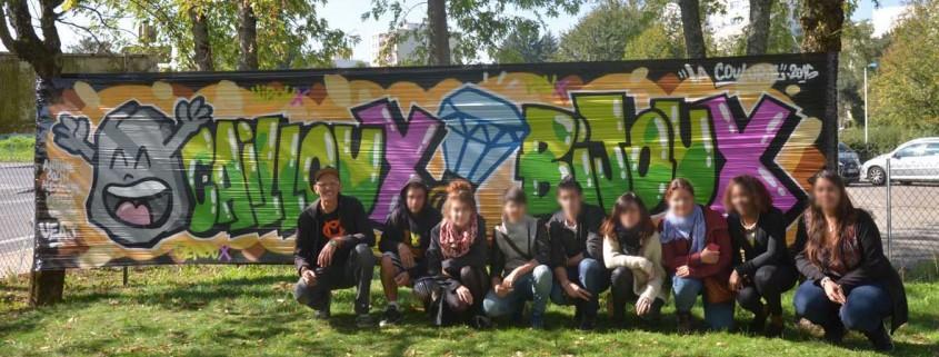 lyon graffiti street art bourg en bresse
