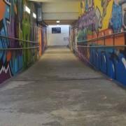 graffiti sncf street art lyon