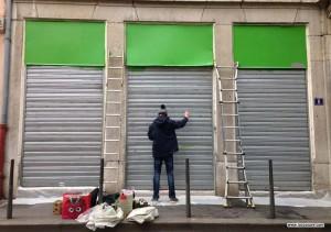 graffiti, street art, lyon, association