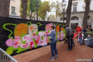 evenement streetart lyon