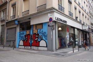 leonard vitage store