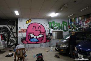 graffiti japan