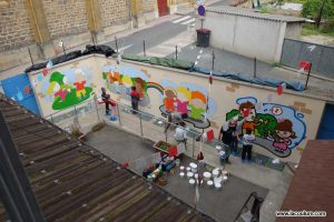 atelier graffiti enfants