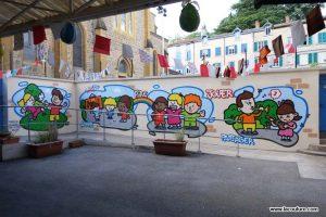 atelier graffiti enfants